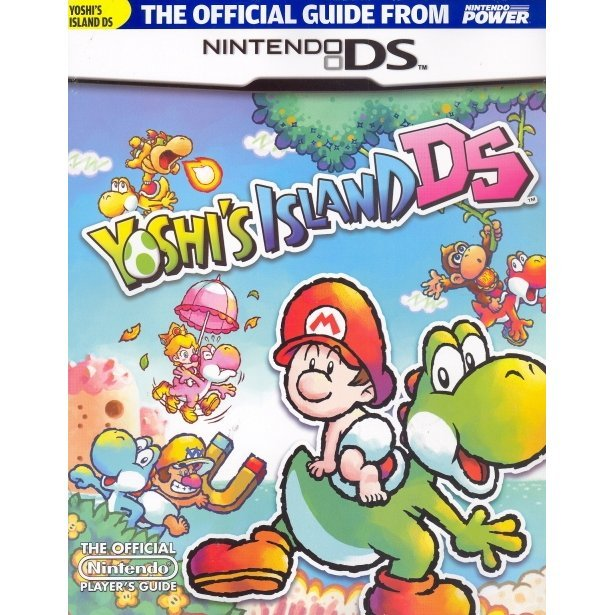 Island ds players guide game guides yoshis island ds players guide sciox Image collections