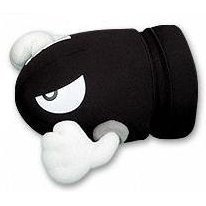 Super Mario Bros. Plush Doll: Bullet Bills (6 Inch)