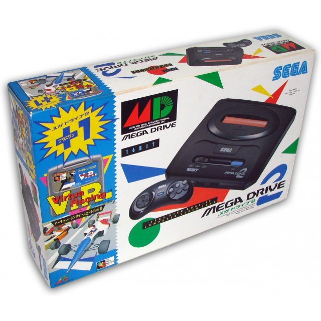 Mega Drive 2 Console [Virtua Racing Pack]