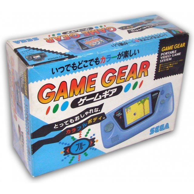Game Gear Console - Light Blue Special Edition