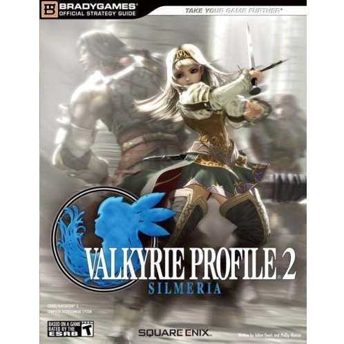 Valkyrie Profile 2: Silmeria Official Strategy Guide