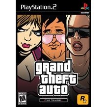 Grand Theft Auto Trilogy