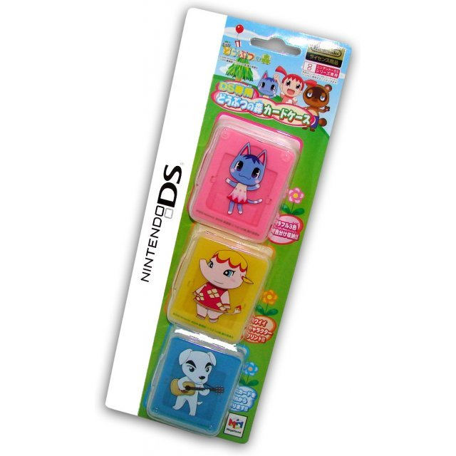 Animal Crossing Card Case DS