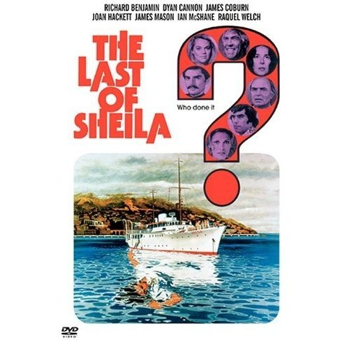 The Last Of Sheila [Limited Pressing]