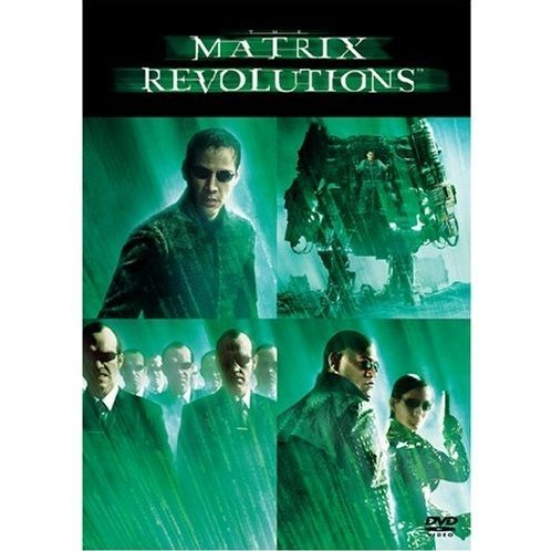 The Matrix Revolutions [Limited Pressing]