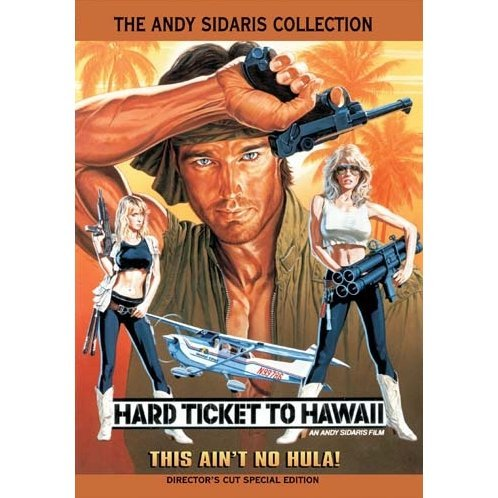 Hard Ticket To Hawaii [Limited Pressing]