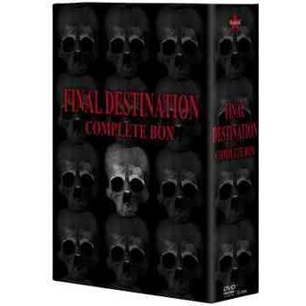 Final Destination Complete Box [Limited Edition]