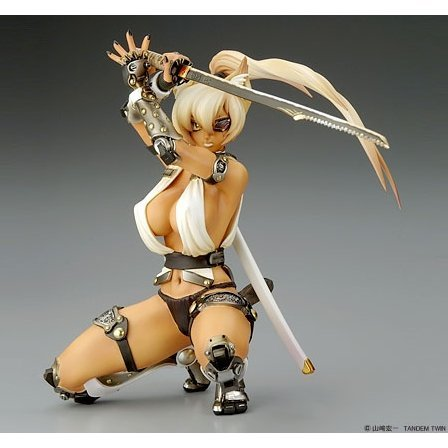 Tandem Twin Animal Girls Action Figure - Lynx (Topaz)