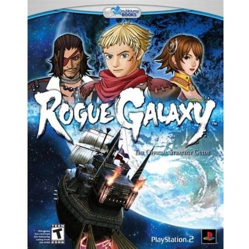 Rogue Galaxy Prima Official Game Guide