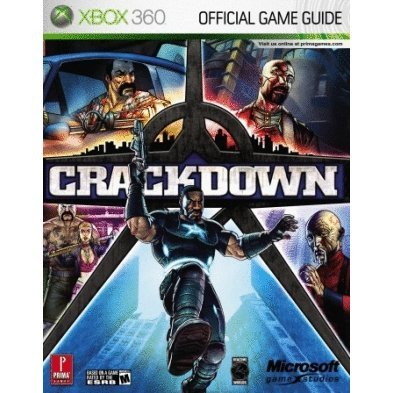 Crackdown Prima Official Game Guide