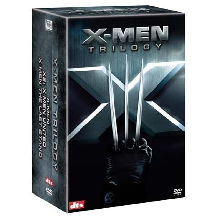 X-Men: The Last Stand Trilogy Box [Limited Edition]