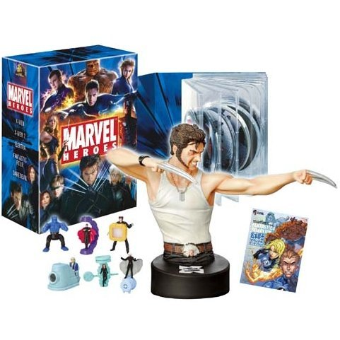 The Marvel Heros Box Set [Limited Edition]