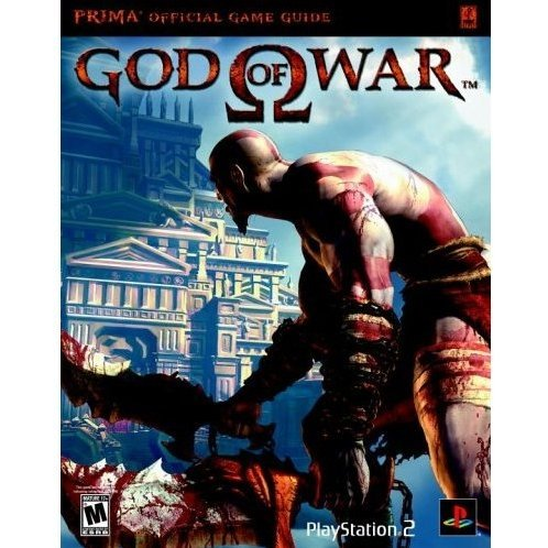 God of War Prima Official Game Guide