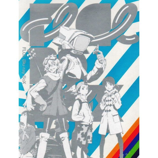 Flcl Blu-ray Box [Limited Pressing]