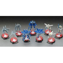 Macross Variable Fighters Collection 1/200 Scale Pre-Painted Trading Figure Series 2