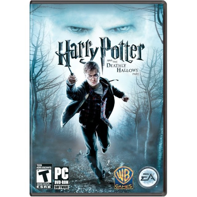 Harry Potter and the Deathly Hallows: Part 1 (DVD-ROM)
