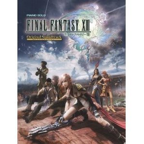 Final Fantasy XIII Original Soundtrack Piano Solo Best Selection