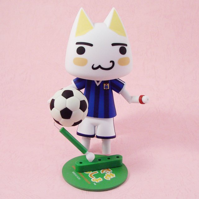 Prize Revoltech Costume Series No. 4 Pre-Painted Action Figure: Toro (Soccer Version)