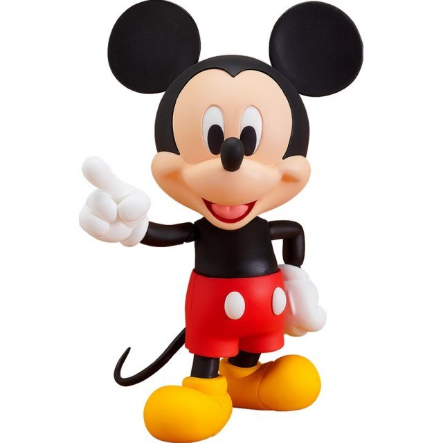 Nendoroid No. 100 Disney: Mickey Mouse (Re-run)