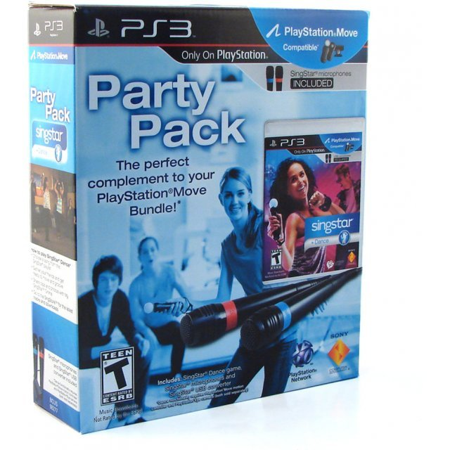 Sing Star Dance (Party Pack)