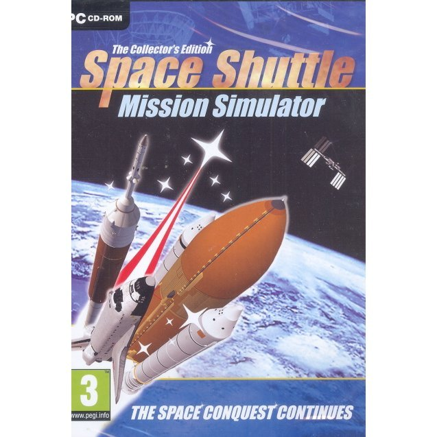 Space Shuttle Mission Simulator (Collectors Edition)