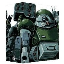 Armored Trooper Votoms / Soko Kihei Botomuzu DVD Box 3