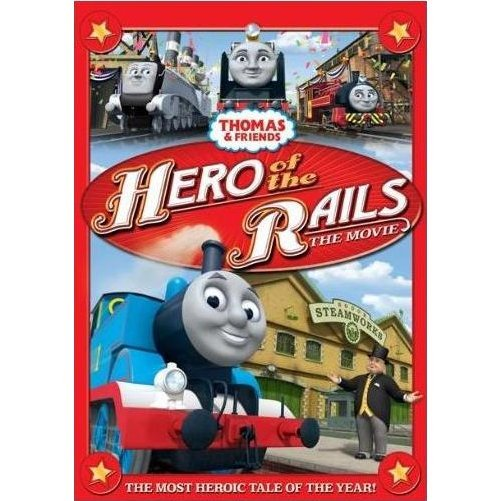 Thomas & Friends - Hero of The Rails