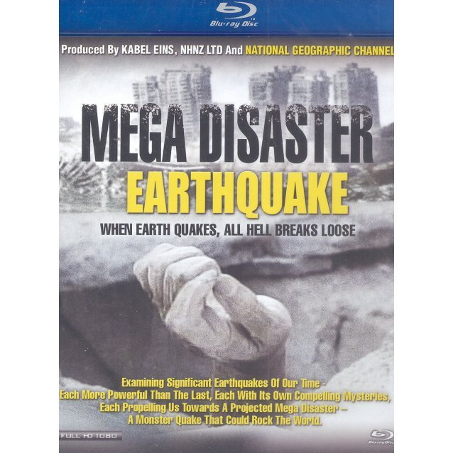 Mega Disaster Earthquake
