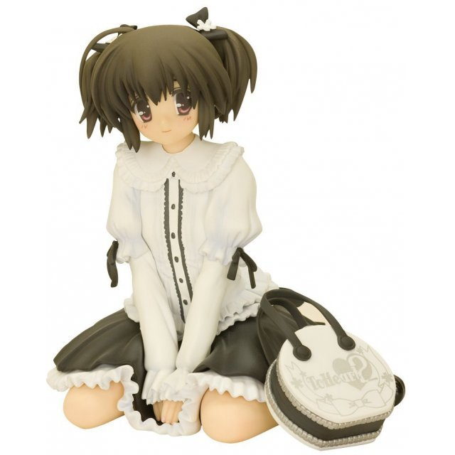To Heart 2 1/7 Scale Pre-Painted PVC Figure: Yuzuhara Konomi (Gothic Lolita Ver.)