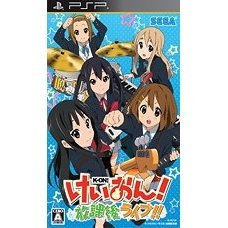 K-On! Houkago Live!!