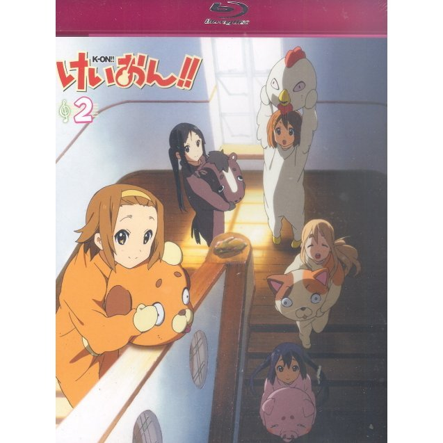 K-ON! 2 [Limited Edition]