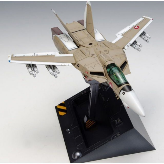 Macross 1/100 Scale Pre-Painted Plastic Model Kit: VF-1A Fighter General Machine