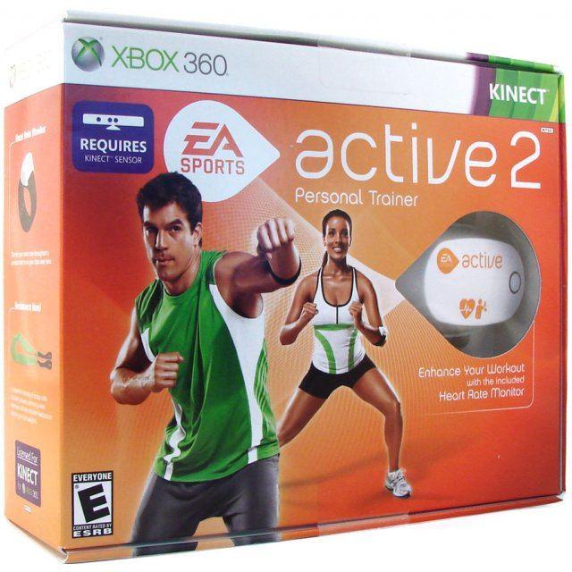 EA Sports Active 2 (Bundle)