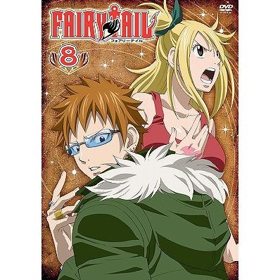 Fairy Tail Vol.8