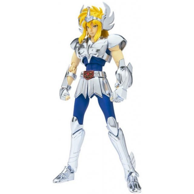 Saint Seiya Cloth Myth Non Scale Pre-Painted Action Figure: Cygnus Hyoga (Early Bronze Cloth)