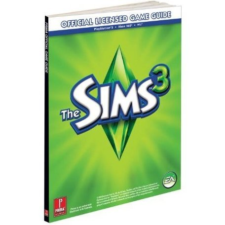 The Sims 3 (Console) Prima Official Game Guide