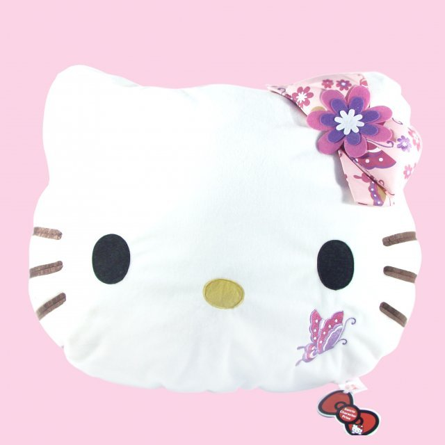 Hello Kitty Cushion: Kitty Pink Ver.