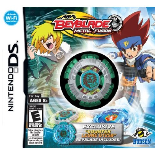 Beyblade: Metal Fusion (Collector's Edition)