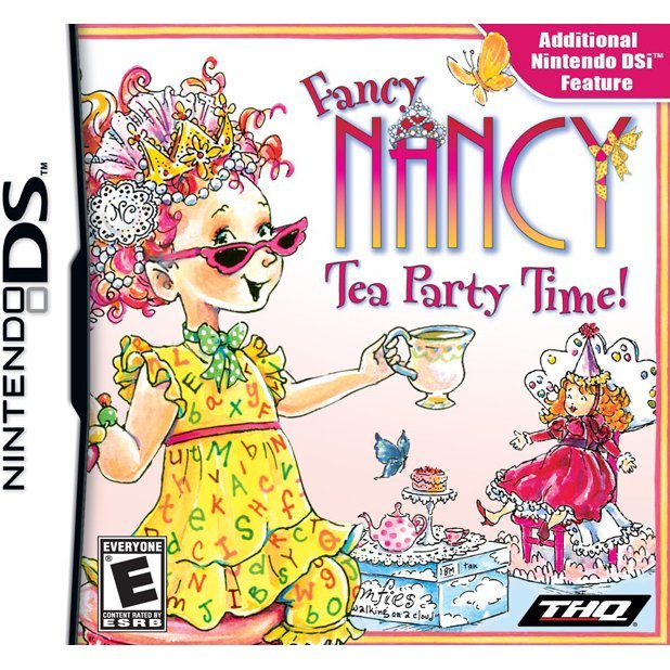 Fancy Nancy: Tea Party Time!