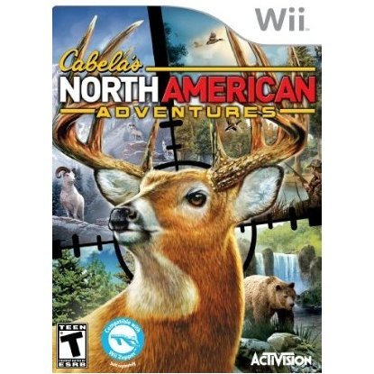 Cabela's North American Adventures