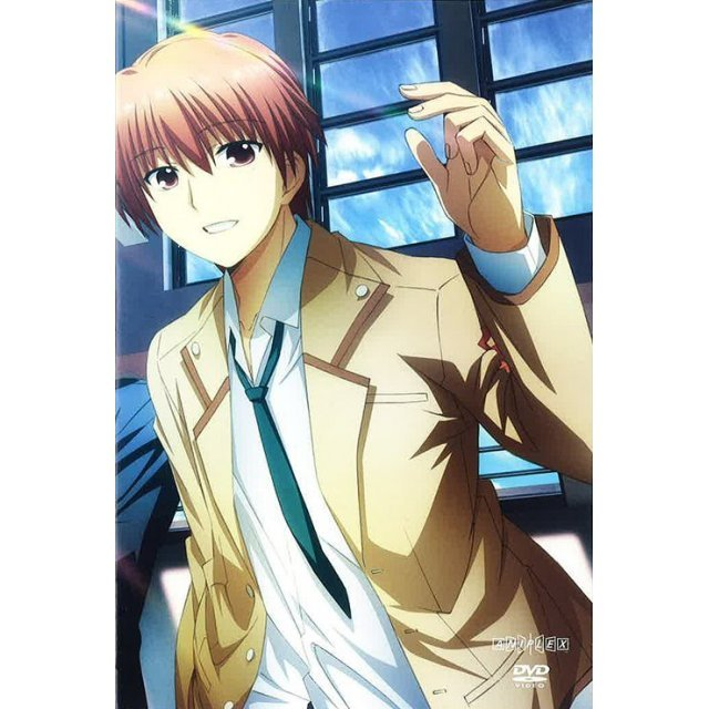 Angel Beats Vol.4 [DVD+CD Limited Edition]