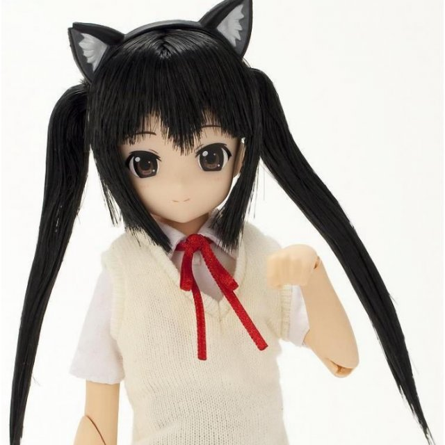 K-ON! 1/6 Scale Pre-Painted Doll Figure: Azusa Nakano (Azone International)