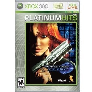 Perfect Dark Zero Platinum Hits
