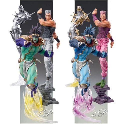 Super Figure JoJo's Bizarre Adventure Part 3 Vol.2 Pre-Painted Trading Figure