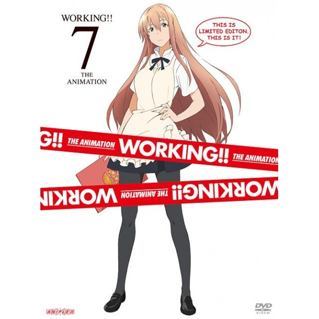 Working Vol.7 [DVD+CD Limited Edition]