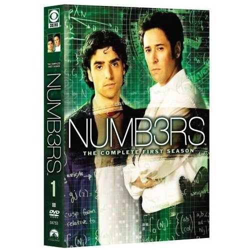 Numbers: The Complete First Season