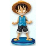 One Piece World Collectable Pre-Painted PVC Figure vol.5: TV036 - Luffy