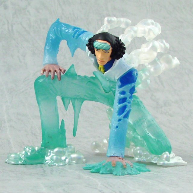 One Piece Super Effect Figure Vol. 2 Pre-Painted PVC Figure: Aokiji