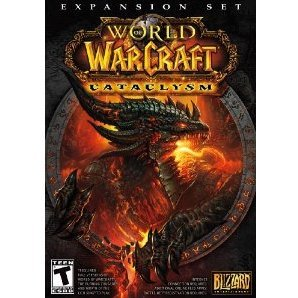 World of Warcraft: Cataclysm Expansion Pack (DVD-ROM)