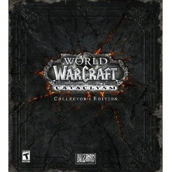World of Warcraft: Cataclysm Expansion Pack [Collector's Edition]